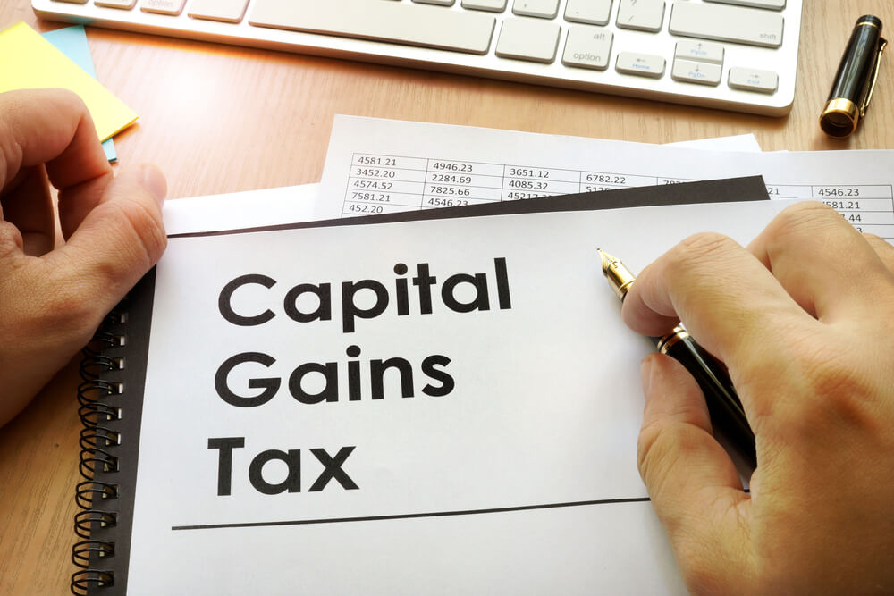 capital gains tax Publication 550 - investment income and expenses - reporting capital gains and losses capital losses if your capital losses are more than your capital gains, you can claim a capital loss deduction.