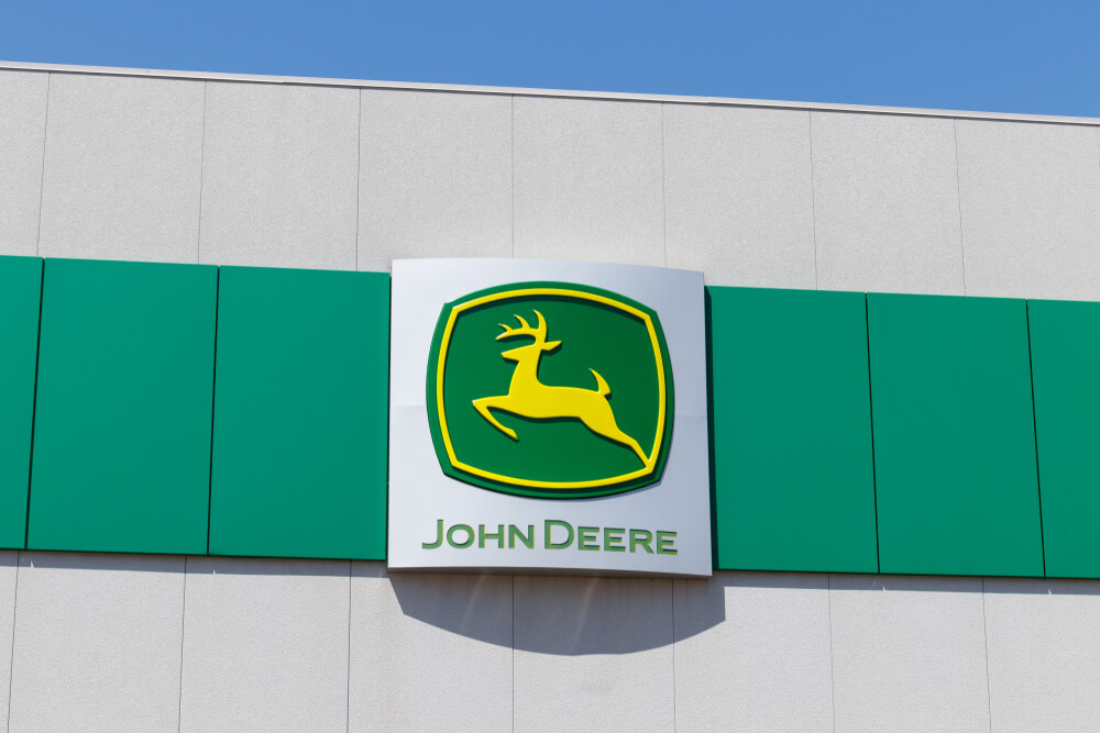 Stock Market, John Deere Up as Tesla Sinks Further on CEO Health Fears