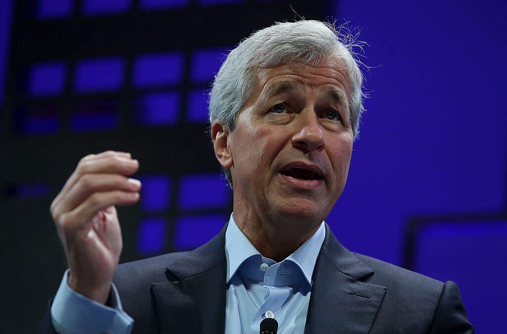 Wall Street vs. Warren — JPMorgan CEO Dimon: She 'Vilifies Successful People'