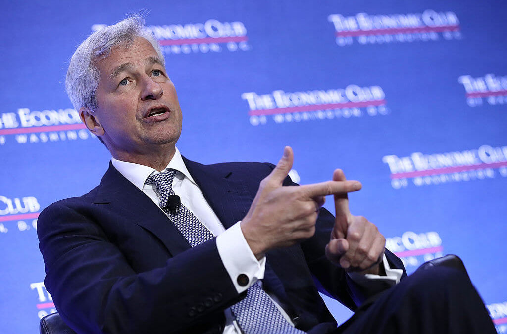 Dimon on Student Debt: 'What We've Done Is a Disgrace'