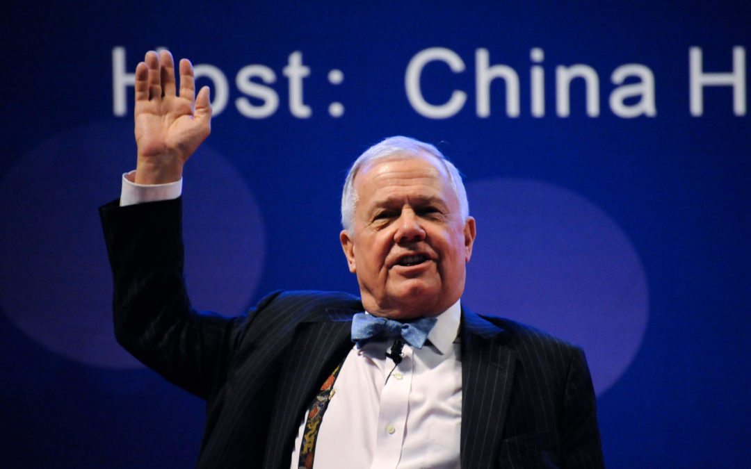 Jim Rogers: 'Nobody in His Right Mind Would Buy the US Dollar'