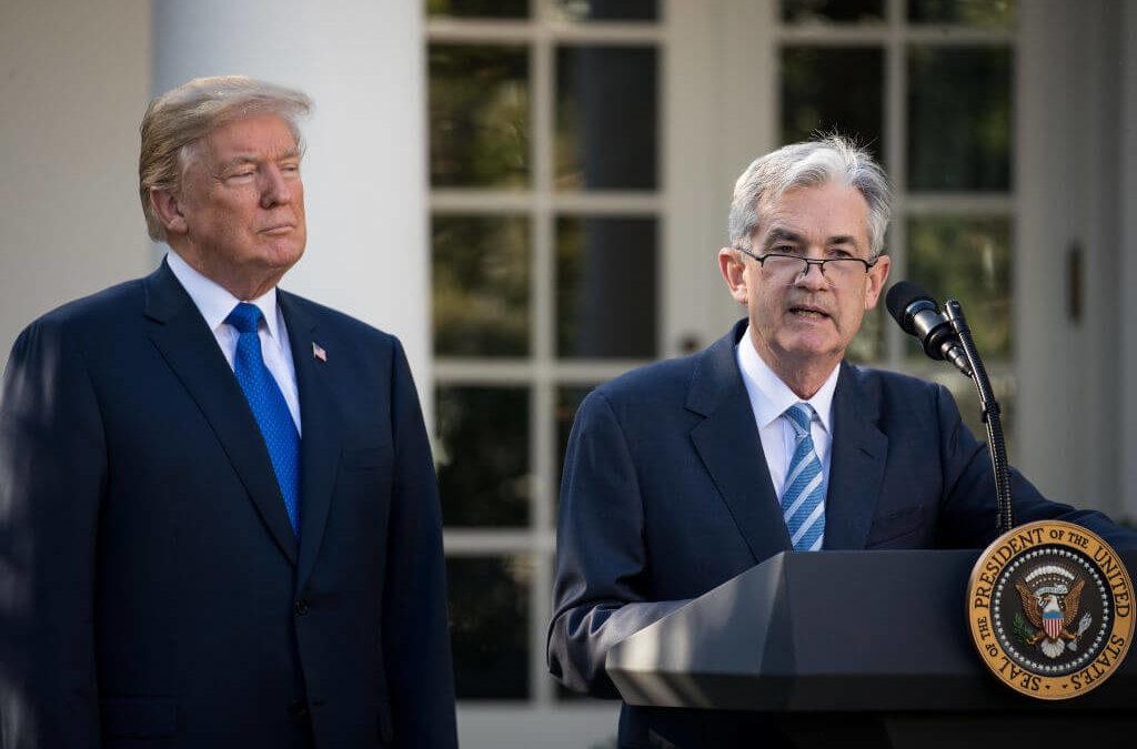 Trump Escalates Attacks on the Fed: 'My Biggest Threat'