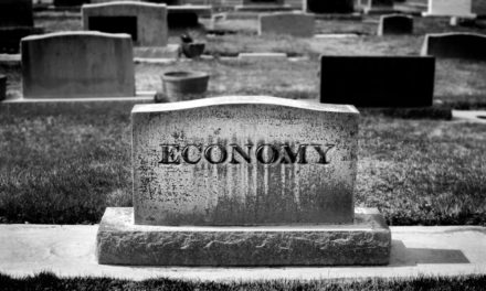 One Big Economy on the Brink; Two Others Already Over the Cliff