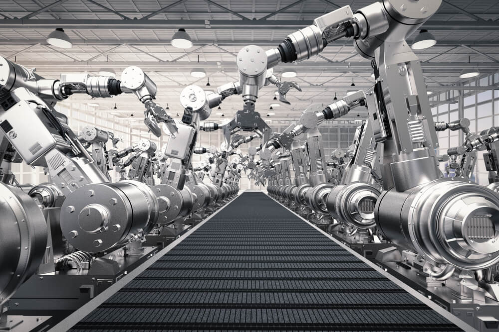 Not Your Grandpa's Assembly Line: Buy This Automation Stock Now