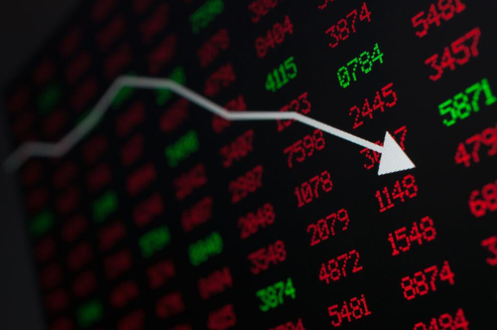 Closing Bell: Coronavirus Fears Finally Hammer US Markets