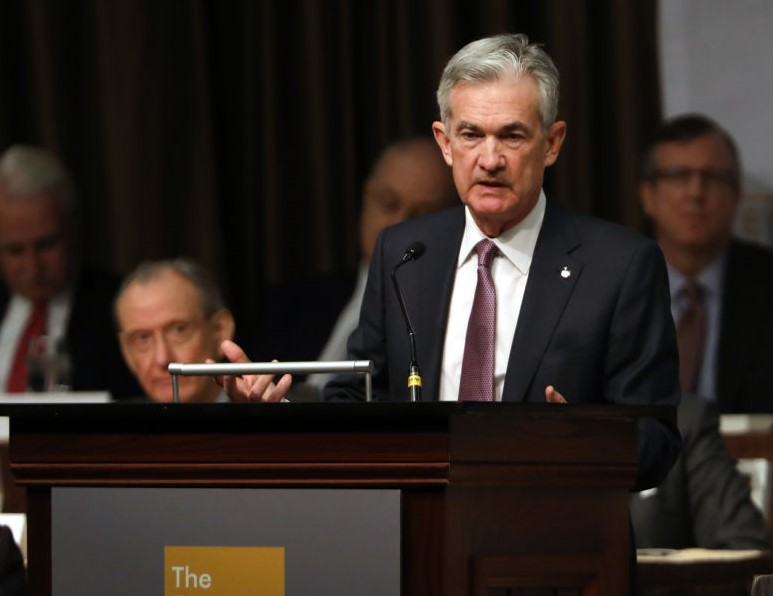 Fed Chair Powell to Testify About Economy Outlook Today Amid Rate Cut Pause