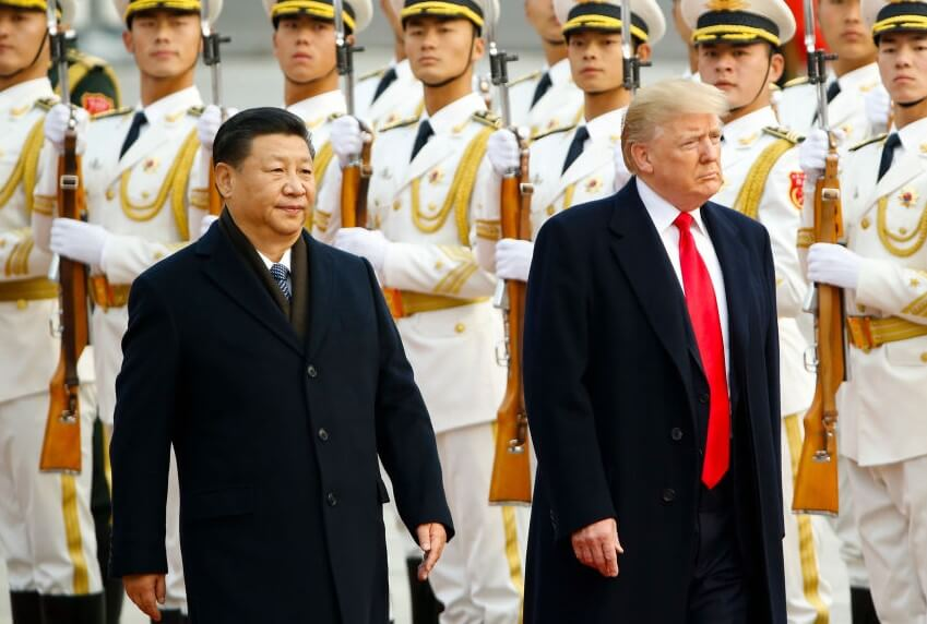 China's President Xi Slams Trump, America First Policies