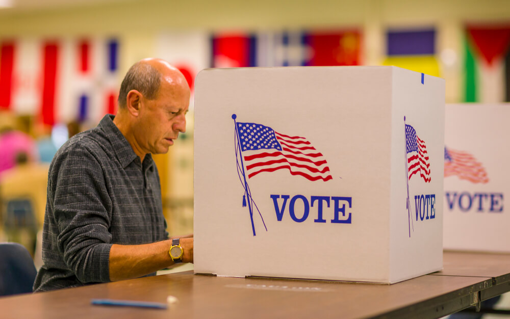 Booming Economy Complicates Voting Decision for Some