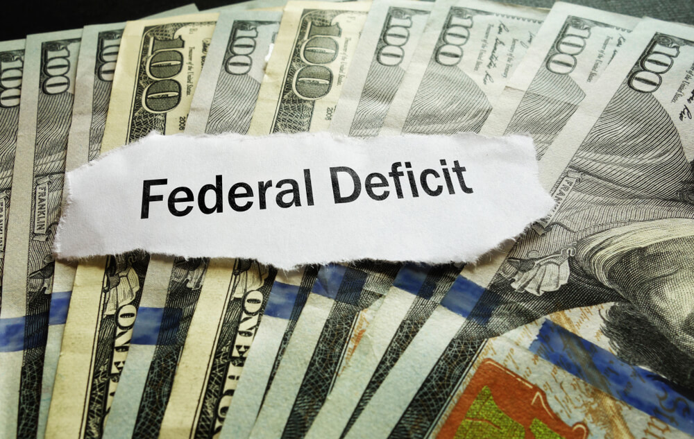 Closing Bell: Fiscal Deficit Topped $1 Trillion in 2019
