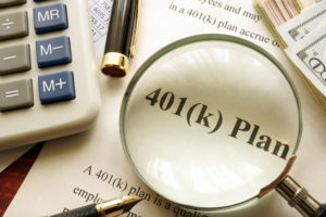 pension-retirement-401(k) taxes