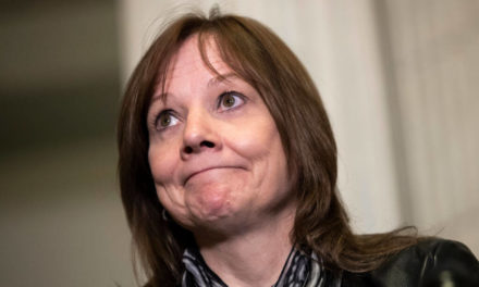 Appalling: General Motors CEO Collects $22 Million Salary While Cutting 15,000 Jobs