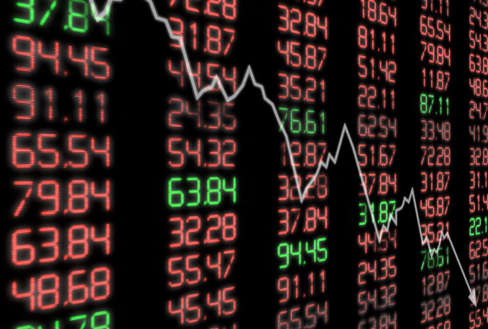 Stocks Mostly Slip Ahead of Key Fed Meeting, Busy Earnings Week