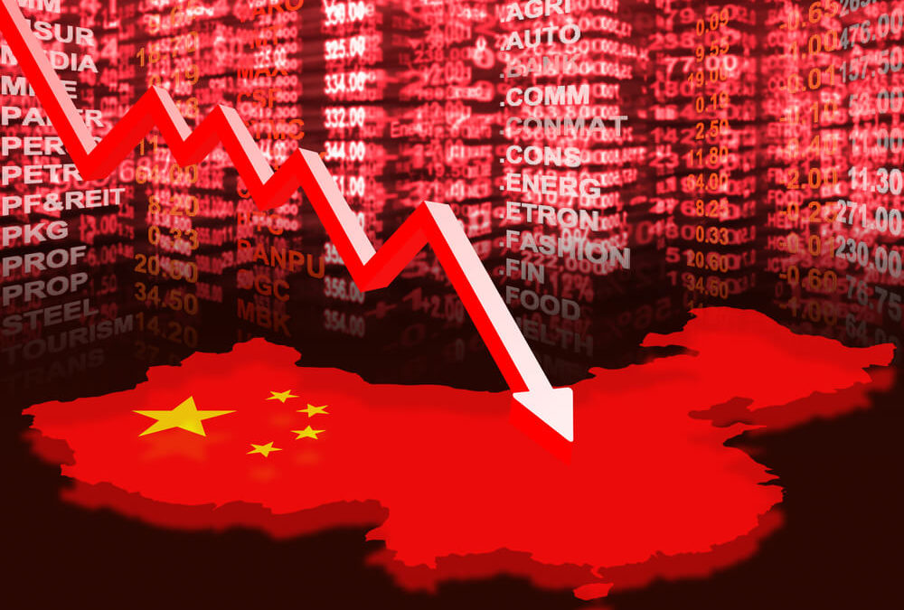 China's GDP Hits New Decades-Low 6% as Trade War With US Takes its Toll