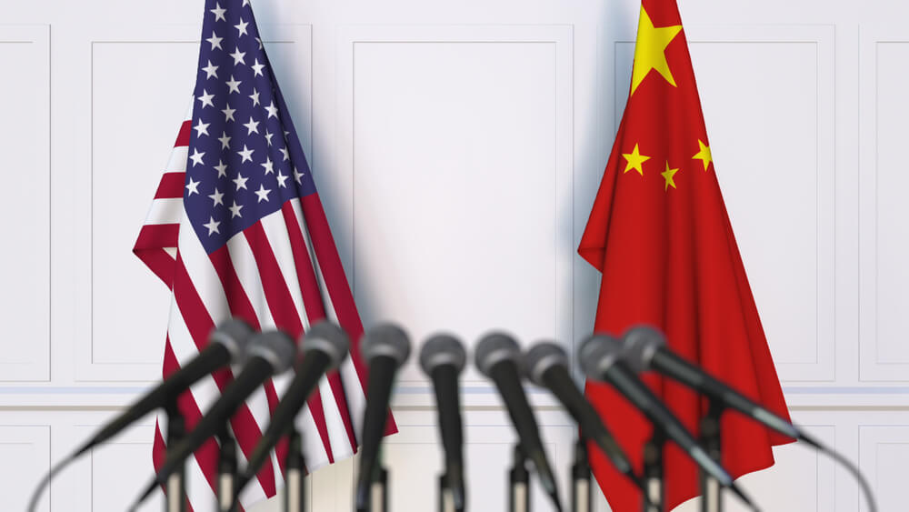 Global Stock Rally Builds as US-China Trade Talks Wrap Up
