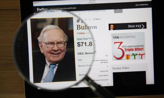 How Much Has Warren Buffett Raked in on His Massive Apple Stake?