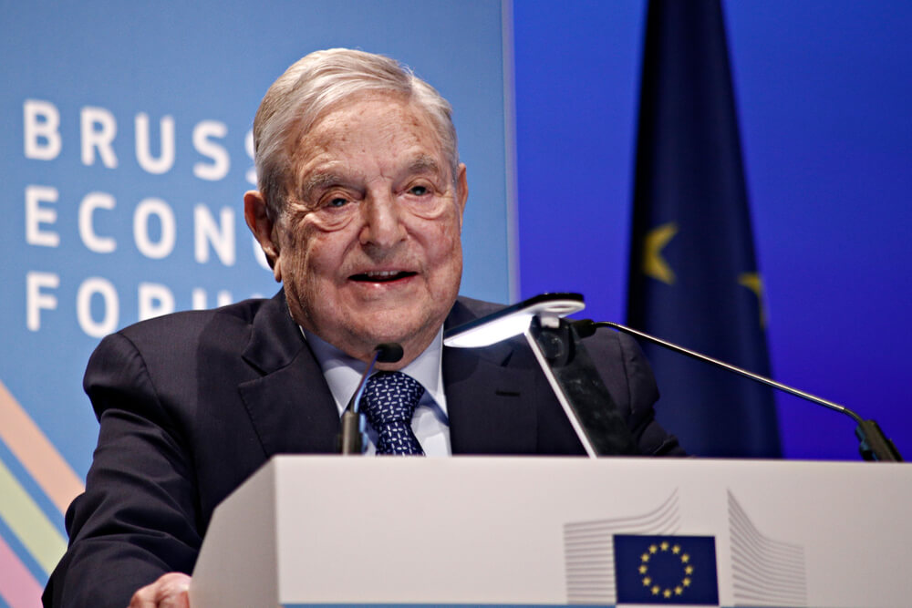 Soros: China 'Trying to Exploit Trump's Weaknesses'; US Economy Is Too Hot