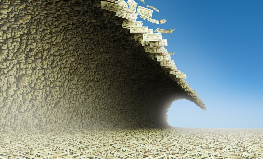 Martin Weiss: The Global Money Tsunami Is Back!