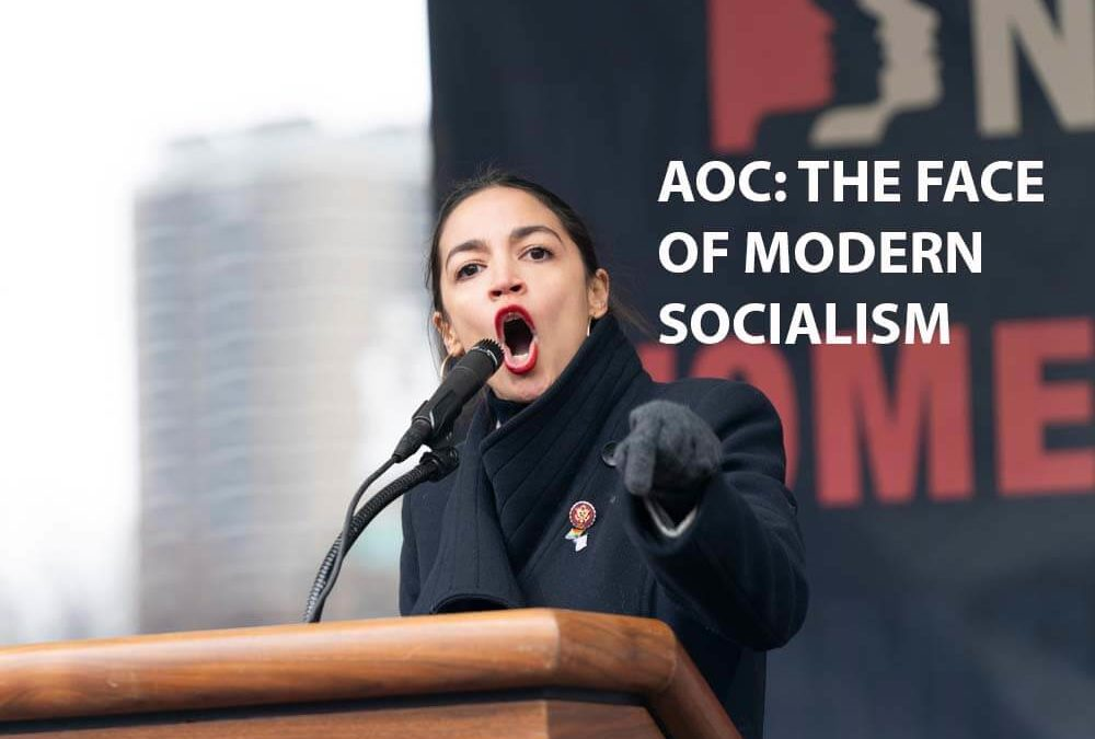 AOC Introducing Bill to Raise Capital Gains, Top Income Tax Rate to 59%