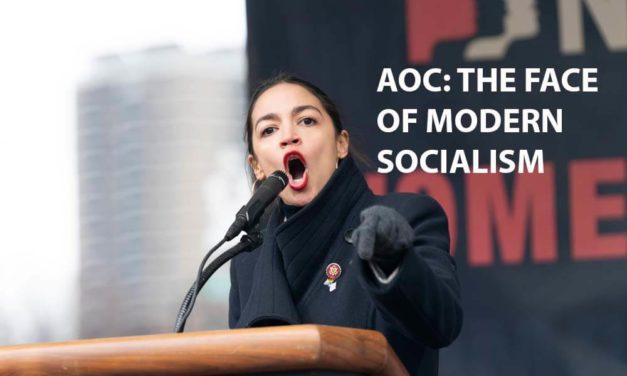 AOC: Dem Party Is 'Center-Conservative,' US Doesn't Have a 'Left Party'