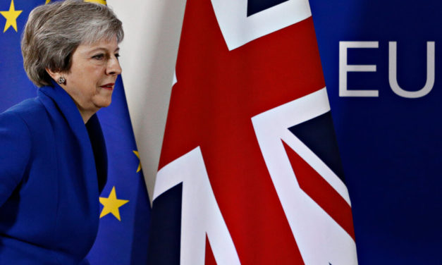 Tom Luongo: The Brexit Rock Meets EU Hard Place