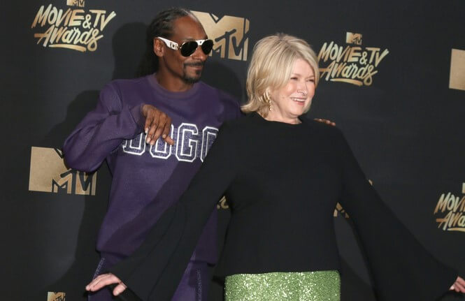 Martha Stewart Canopy Growth