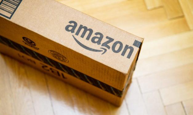 Amazon's 1-Day Shipping Plans Turn Q3 Profits Negative; Stock Sinks 7%