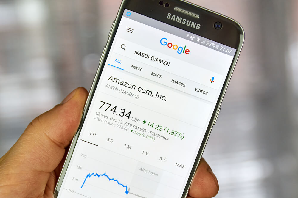Amazon One to Watch With Quarterly Earnings Reports out This