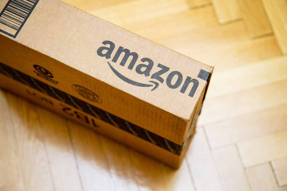 Amazon's 1-Day Shipping Plans Turn Q3 Profits Negative; Stock Sinks 7%