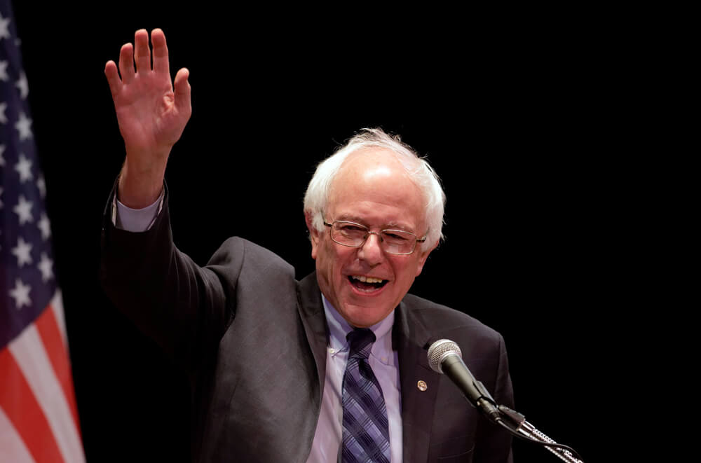 Socialist Bernie Catches Biden in Latest Dem Primary Polling