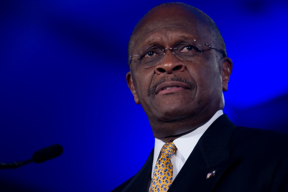 Herman Cain Lacks Enough GOP Votes for Fed Board if Dems Obstruct