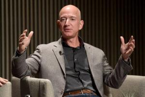 Jeff Bezos Walmart Amazon Forbes 400 wealth inequality