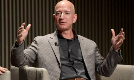 Bezos Dares Rivals to Raise Wages, Walmart Fires Back: Pay Taxes