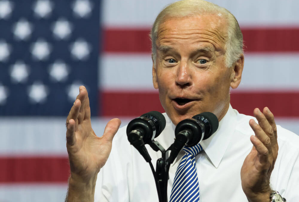 Biden Is Trying to Flip His Social Security Script After Seeking Cuts for Decades