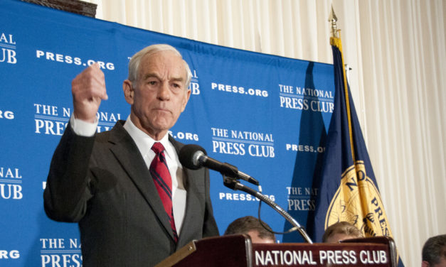 Ron Paul: Central Banking Is Socialism Rigged in Favor of the Elites