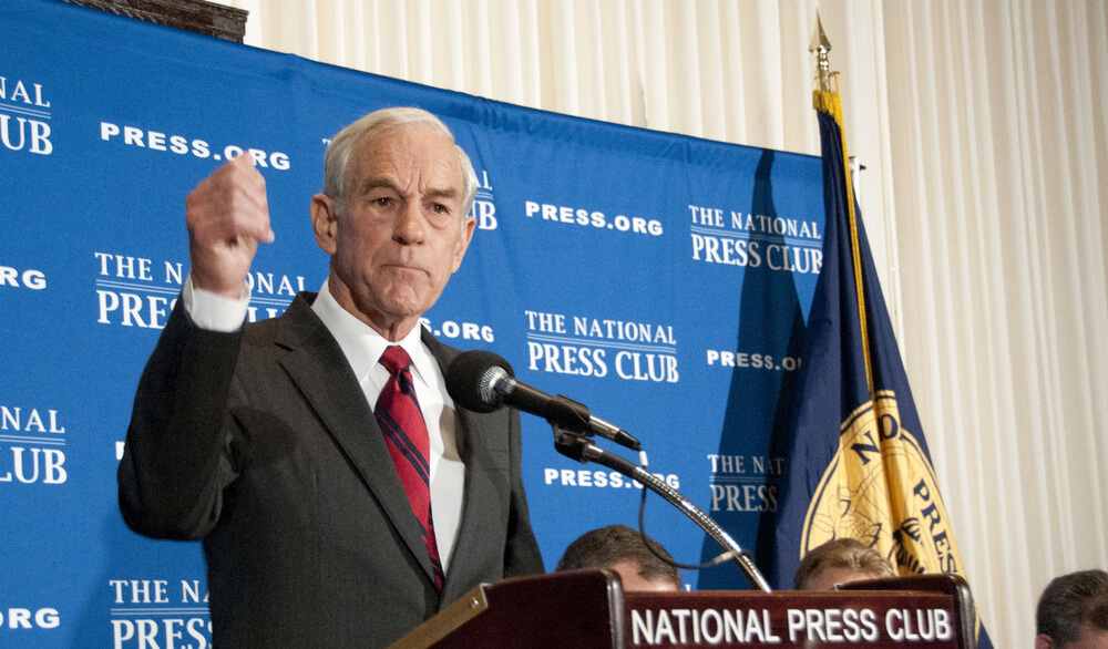 Ron Paul: Tax Cuts Without Gov't Spending Cuts Is Just Deferred Theft