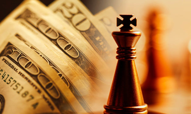 Luongo: It's the U.S. Dollar, Stupid — or Something Like That