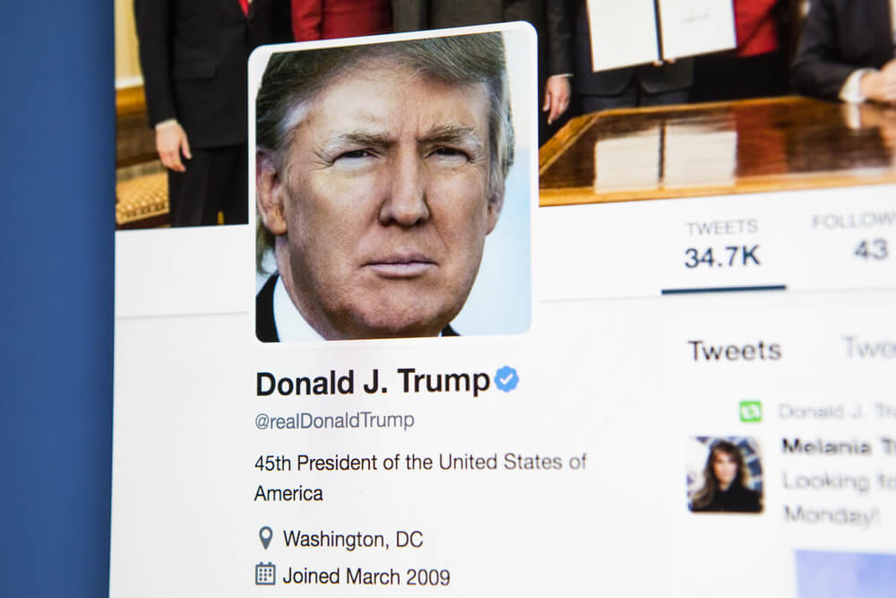 Trump Blasts Twitter for 'Political Games' After Platform Posts Strong Growth