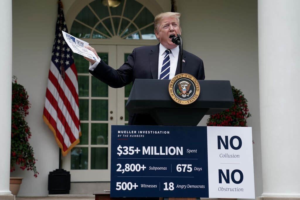 Donald Trump Nancy Pelosi Chuck Schumer infrastructure