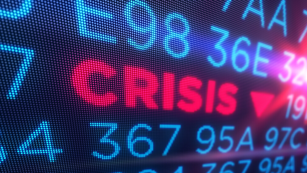 Bond Market Says the Next Global Crisis Is Developing