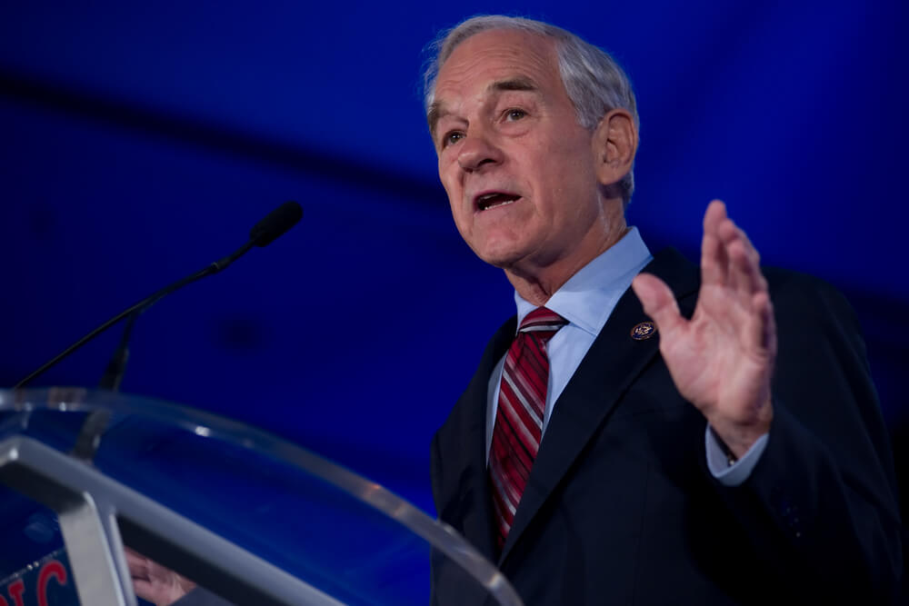 Ron Paul: The US Can Be a 'True Force for Good' in Middle East