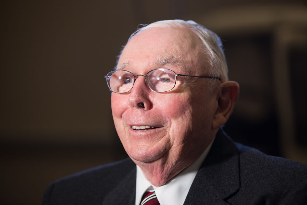 Munger Calls Out Wall Street's BS Earnings, 'Wretched Excess' Threatens Markets