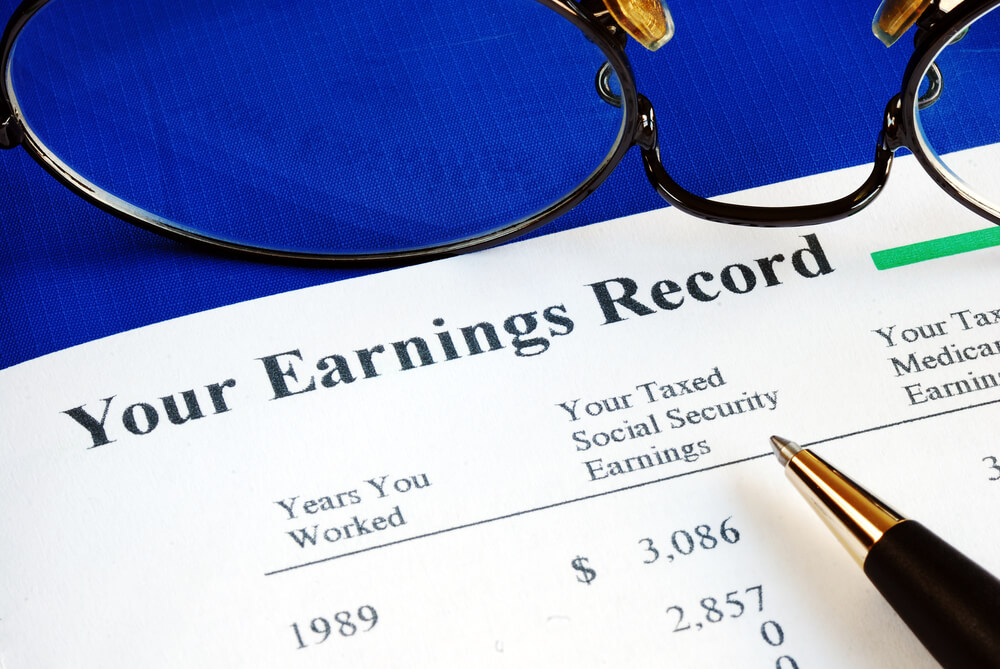 Make a Habit of Checking Your Social Security Earnings Record