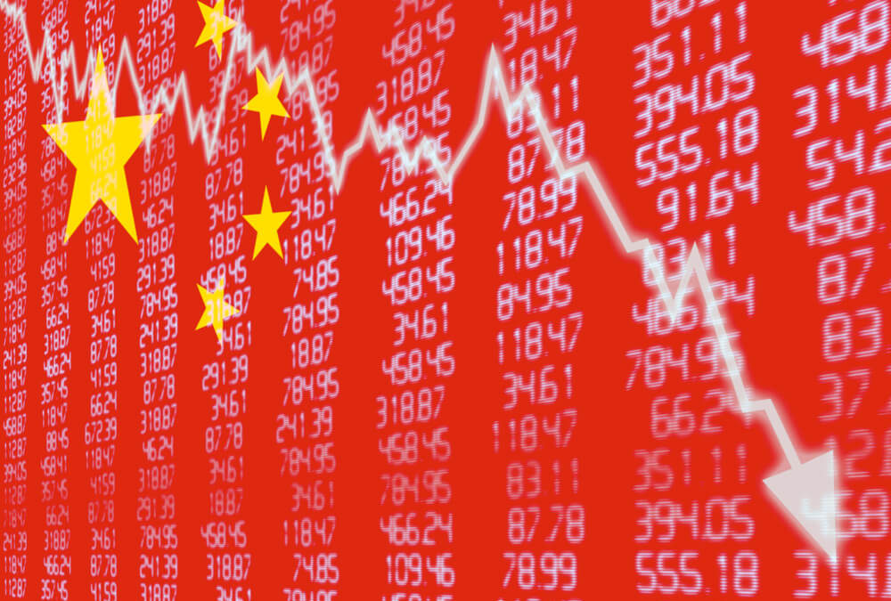 Stocks Slide After Road Block in 'Phase One' of US-China Trade War