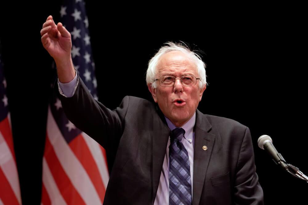 Wall Street Taking Notice of Bernie Sanders' Primary Rise