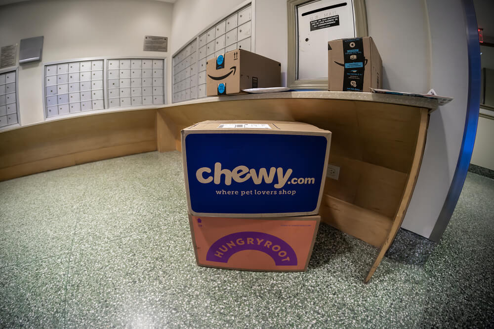 Top Dog: Shares of Online Pet Store Chewy Soar in Debut
