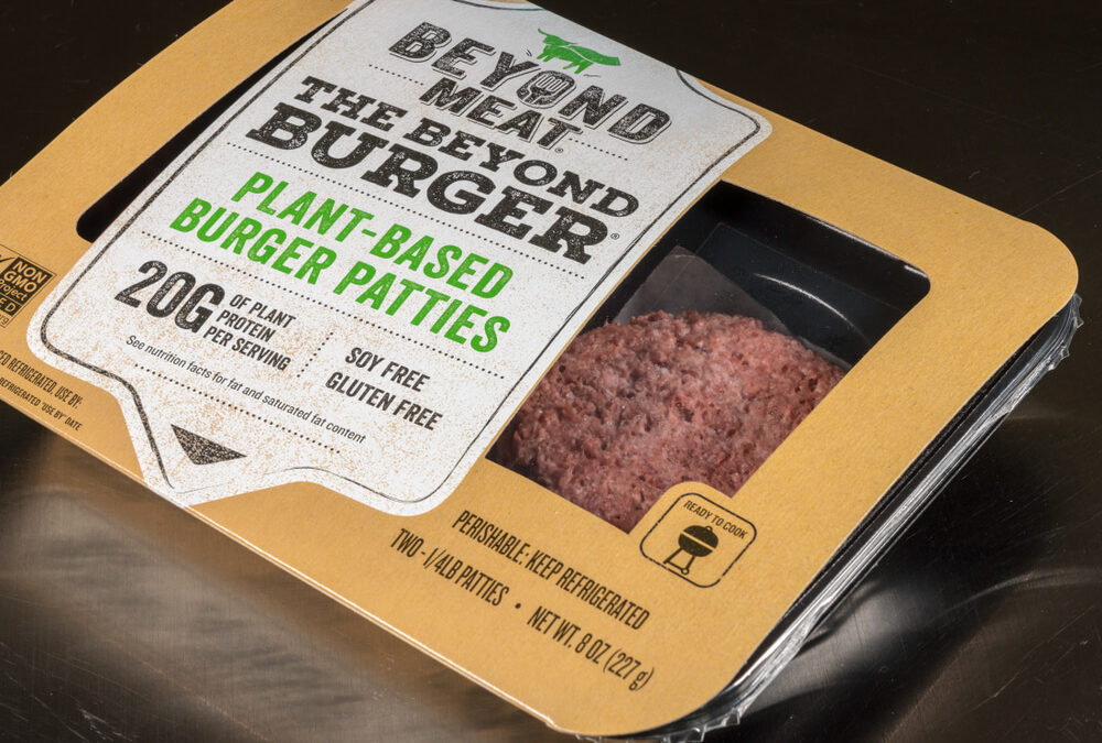 Is Beyond Meat Overcooked? Shares Plummet After New Valuation