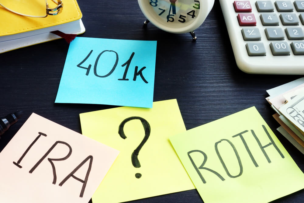 401k-roth-retirement HSA vs. IRA