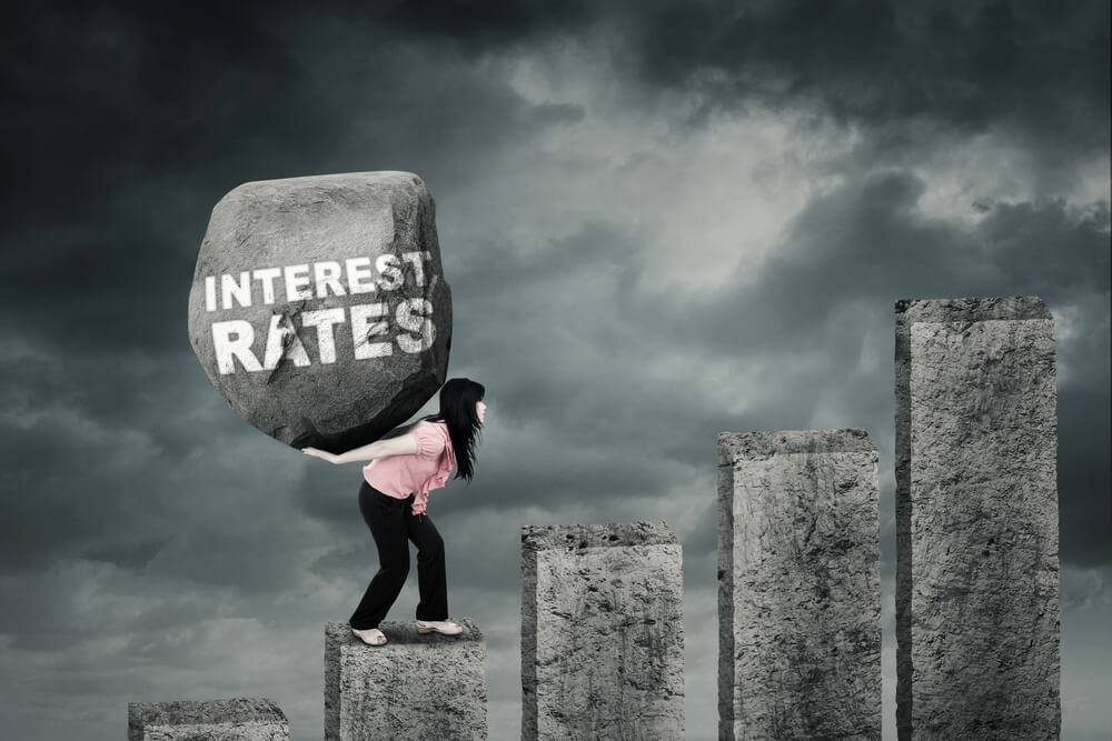 If the Fed's Right, Interest Rates Should Double