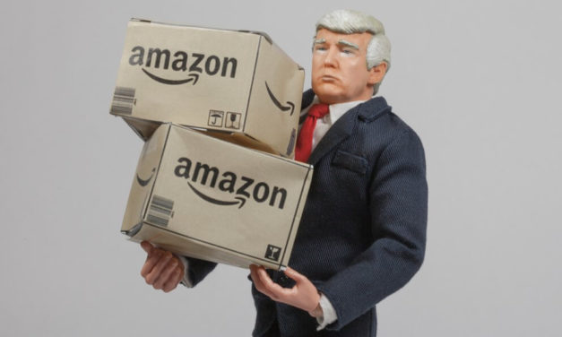 Clark: Amazon vs. Trump — The Battle For $10B … and Much More