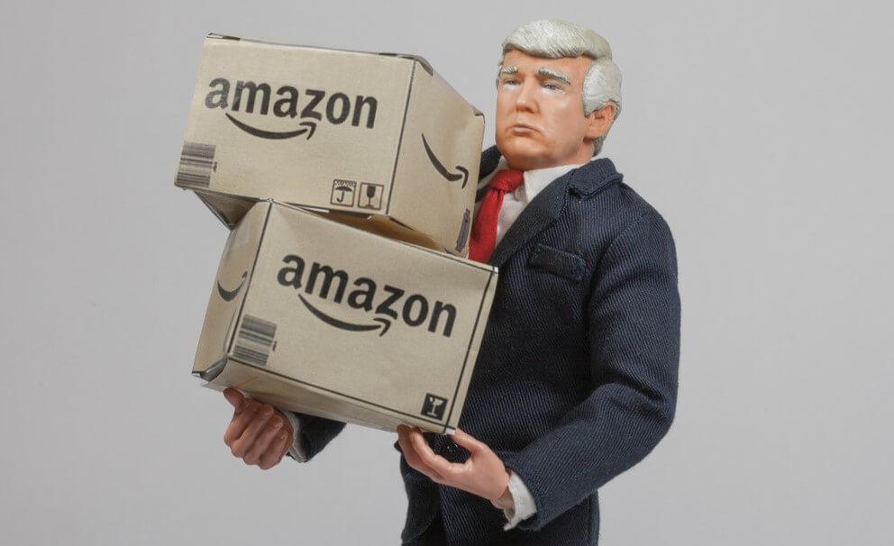 Wall Street Wake-Up: Amazon vs. Trump, Juul Valuation Craters $19B